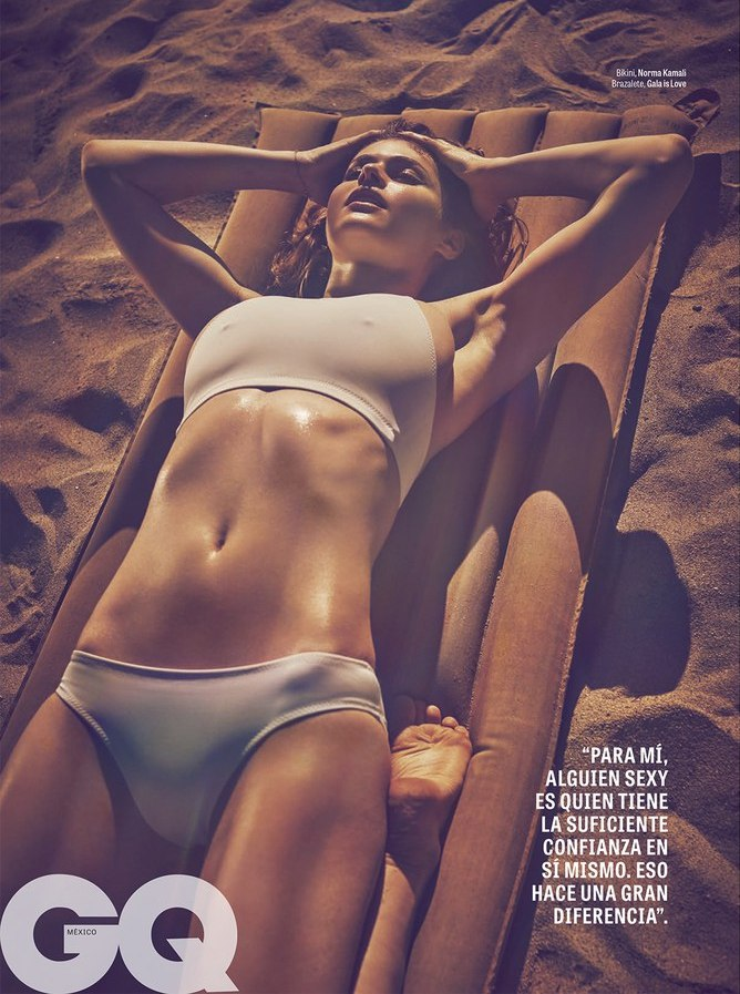 Alexandra Daddario – GQ Magazine