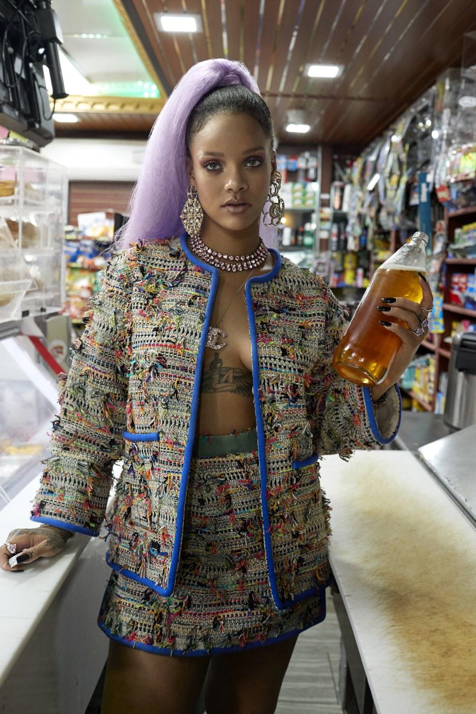 Rihanna – Paper Magazine 2017