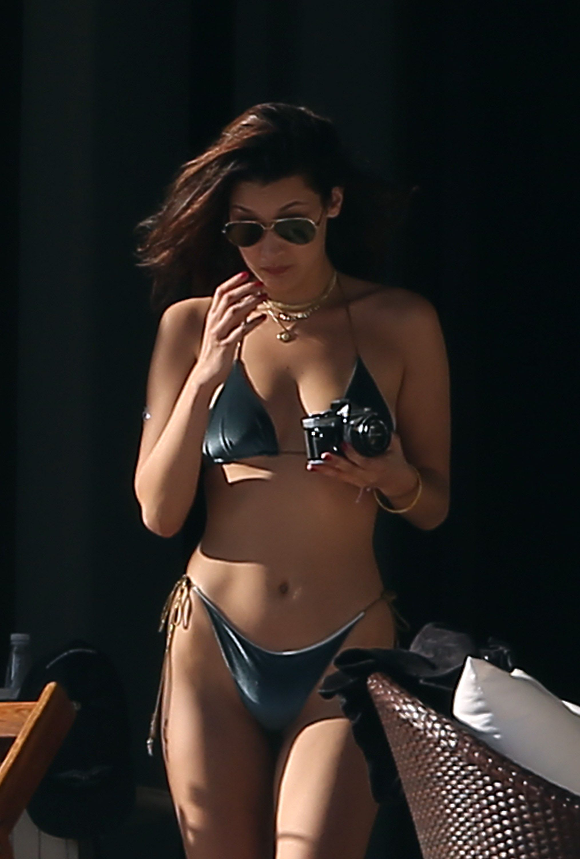 Bella Hadid – Bikini