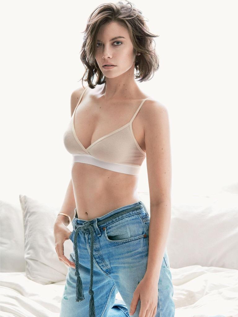 Lauren Cohan Full GQ Mexico Shoot For Your Pleasure.