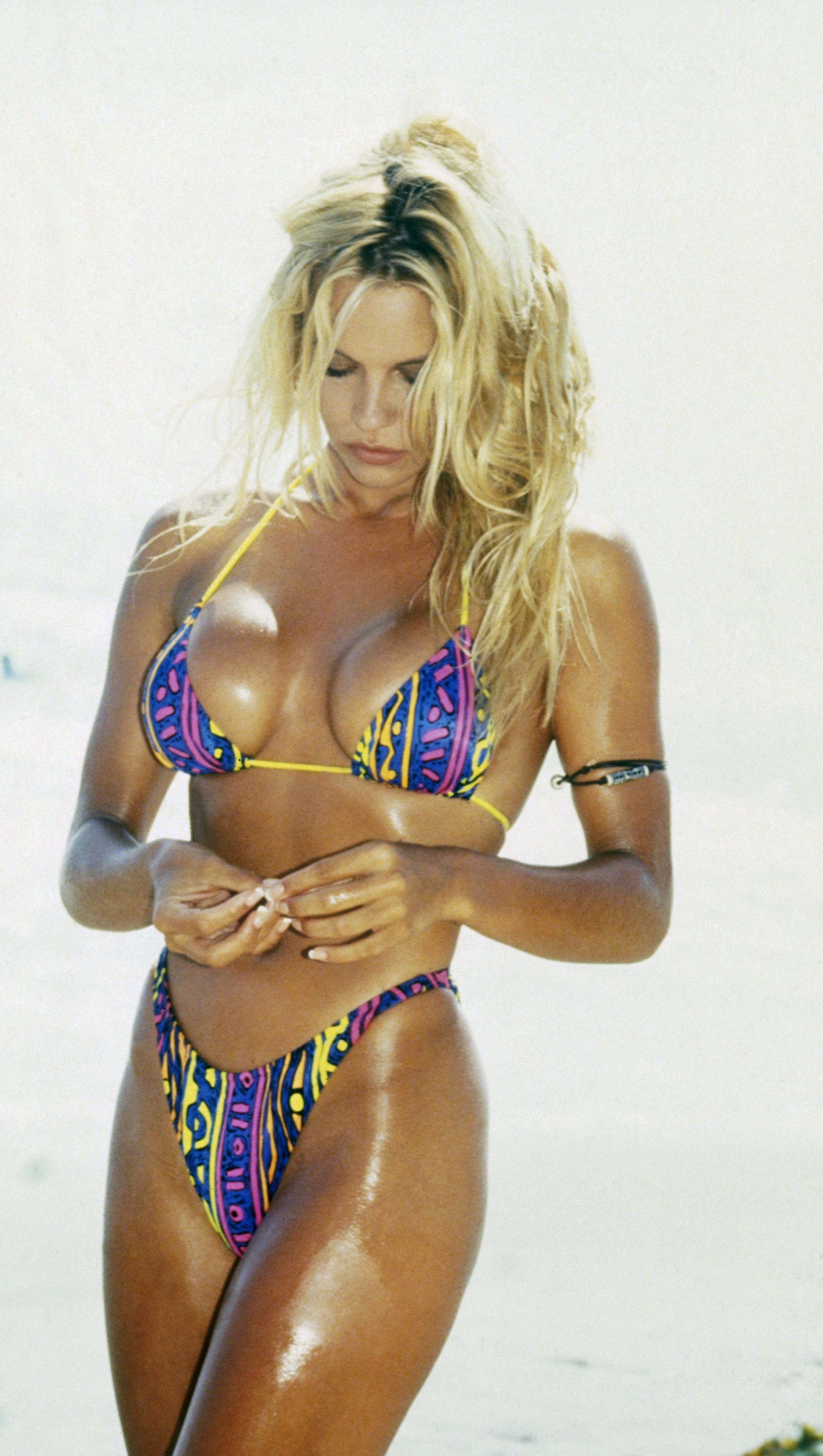 Baywatch-era Pamela Anderson
