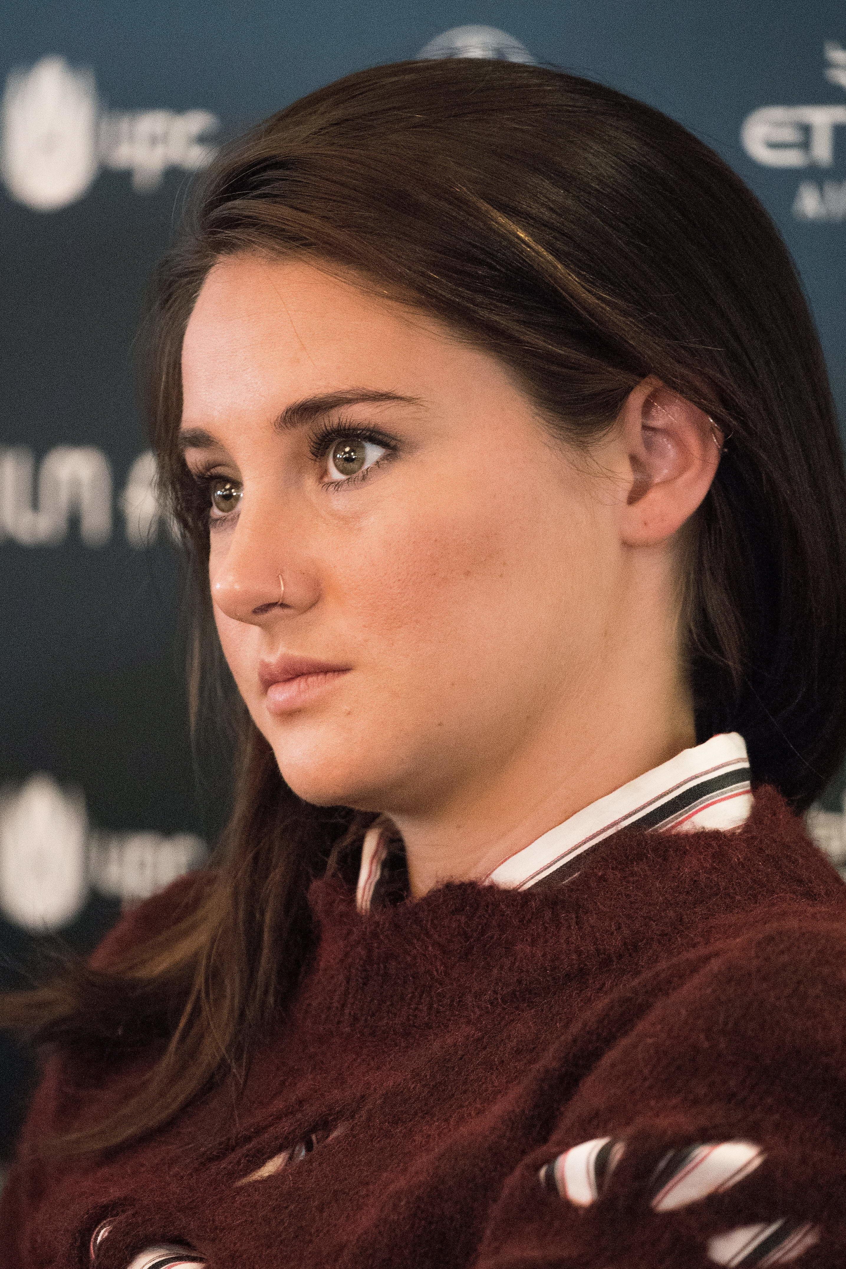 Beautiful Shailene Woodley