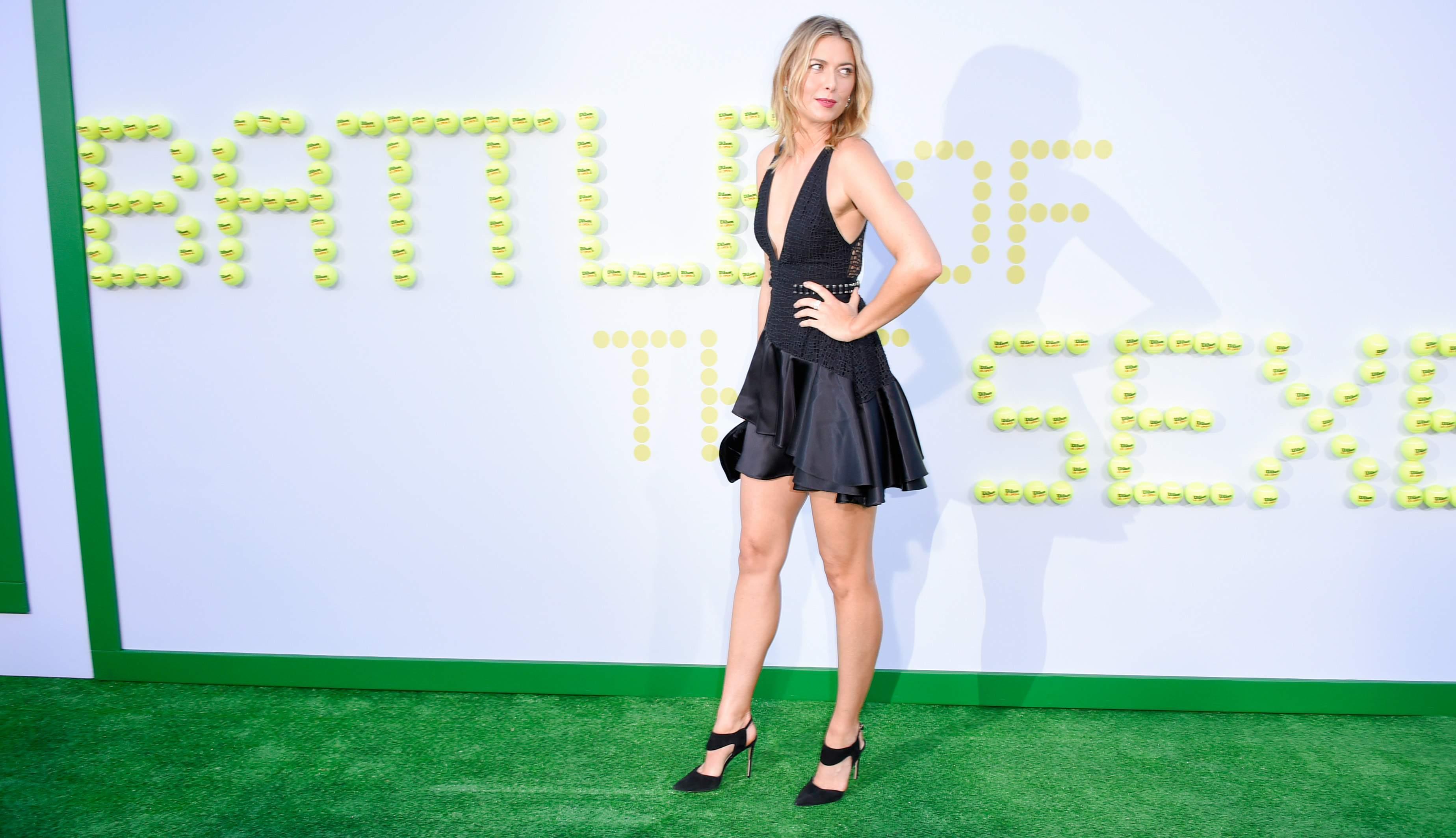 Maria Sharapova Legs For Days