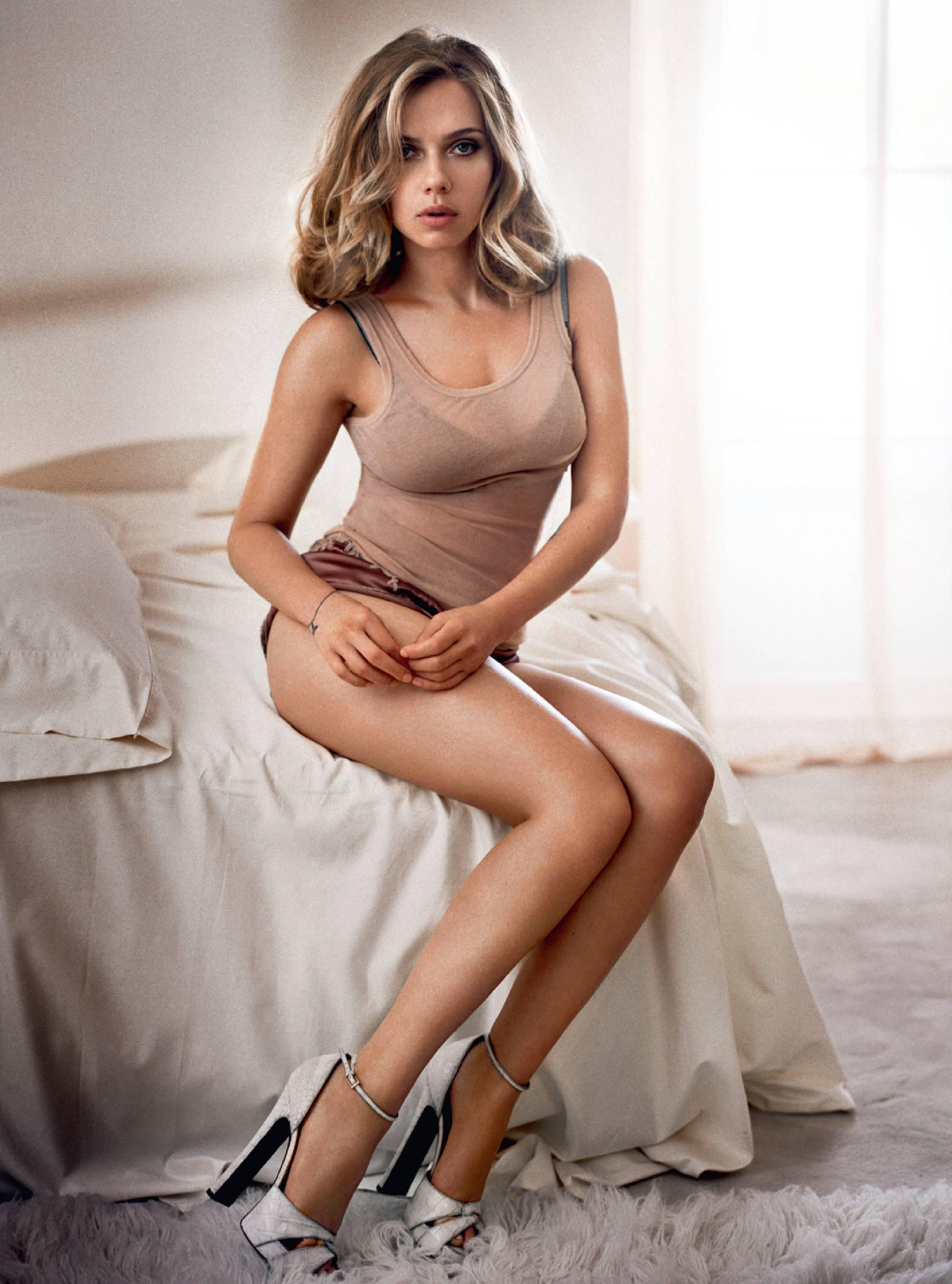 Scarlett Johansson Album.