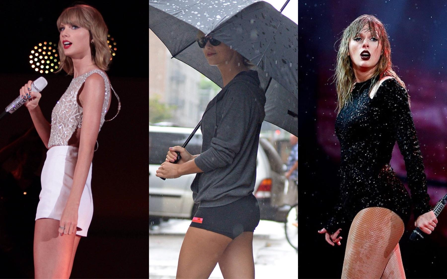 Taylor Swift's Evolution
