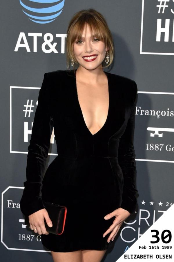 30 Is The New 20 – Elizabeth Olsen