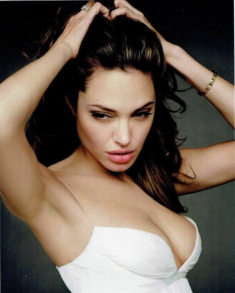 Angelina Jolie Is So Sexy