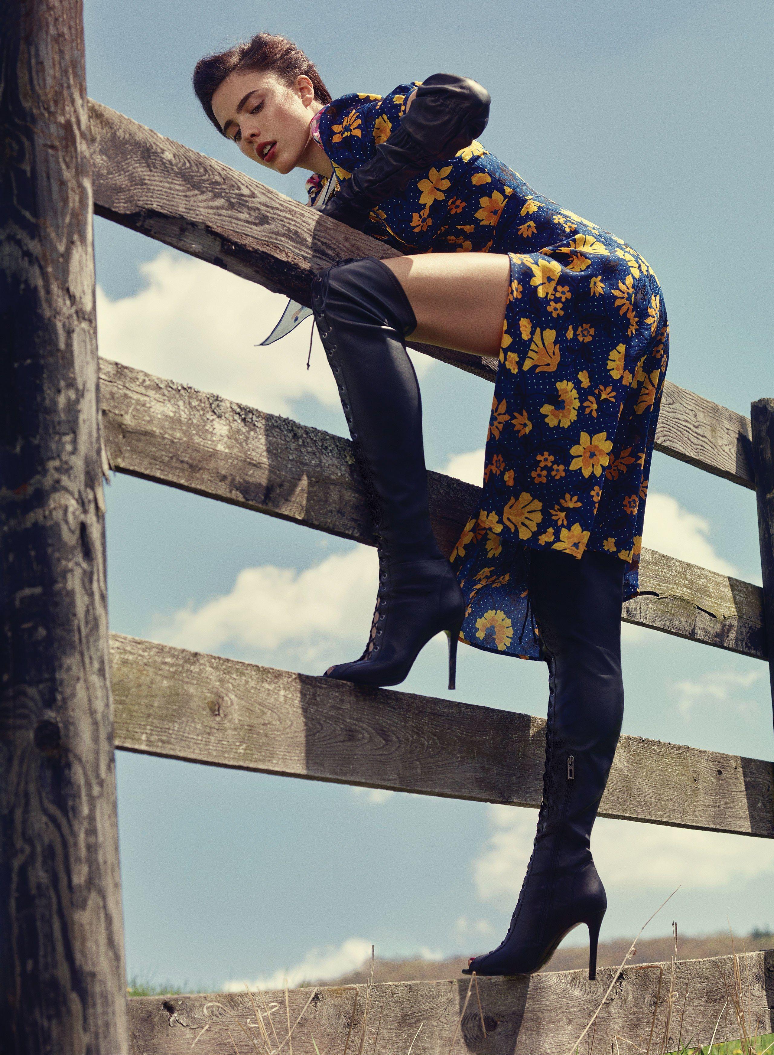 Margaret Qualley – Long Legs :)