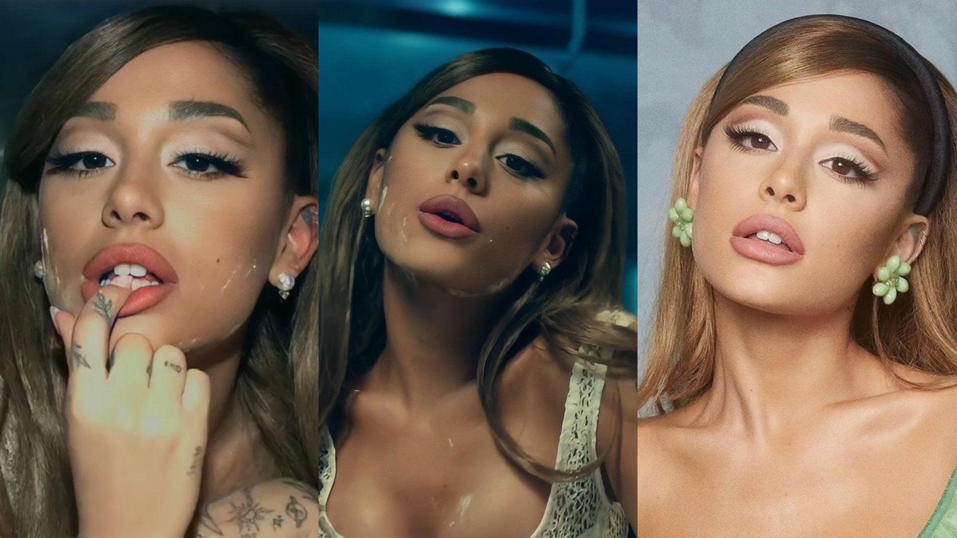 Ariana Grande's Lips