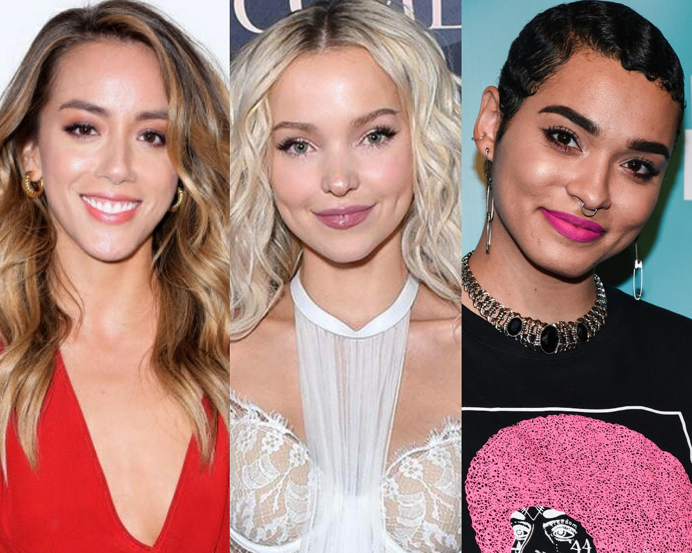 Chloe Bennet, Dove Cameron & Yana Perrault Cast As Powerpuff Girls For CW Show