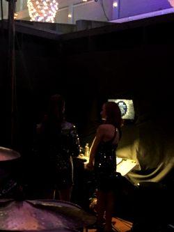 Aly Raisman & Madison Kocian Backstage At Award Show
