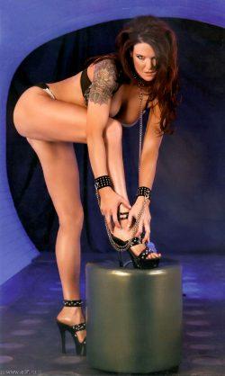 Amy Dumas Aka Lita