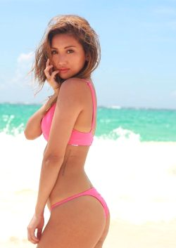 Brenda Song In A Bikini