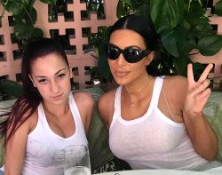 Danielle Bregoli And Kim Kardashian