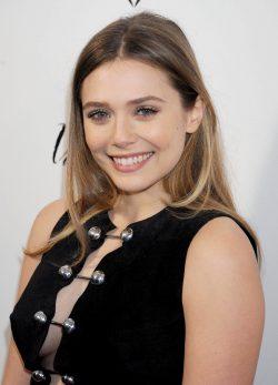 Elizabeth Olsen. Stunning!