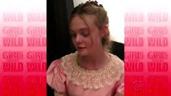 Elle Fanning & Kirsten Dunst Go Wild 1860's Style