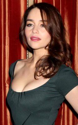 Emilia Clarke On/off