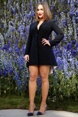 Emilia Clarke's Killer Legs