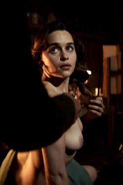 Emilia Clarke's Tits