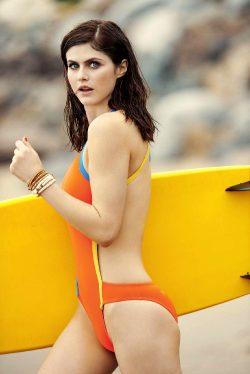 Gorgeous Alexandra Daddario
