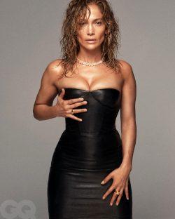 Jennifer Lopez For GQ