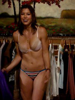 Jessica Biel's Fit Body