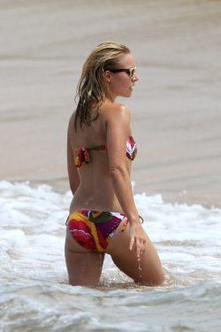 Kristen Bell Bikini
