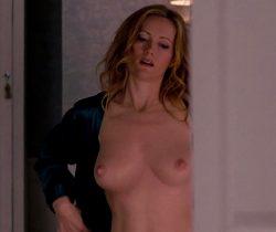 Leslie Mann Topless