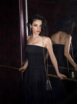 Mila Kunis – The Edit Magazine