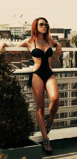 Nathalie Emmanuel Looking Hot