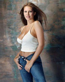 Nikki Cox Circa 2001