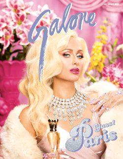 Paris Hilton ~ Galore Magazine