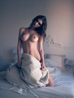 Paula Bulczynska,model
