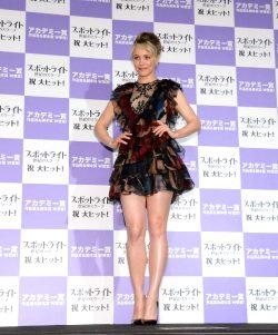 Rachel McAdams – Shiny Legs