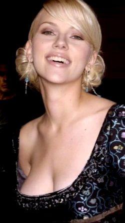 Scarlett Johansson Is Jaw Dropping Hot!
