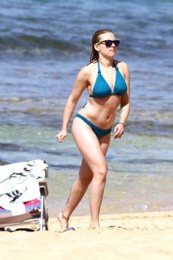 Scarlett Johansson's Amazing Body