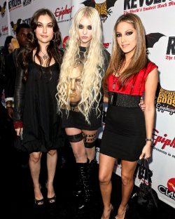 Taylor Momsen, Sasha Grey And Jenna Haze… Just Imagine