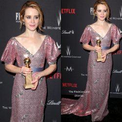 The Award Winning Beauty Claire Foy