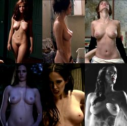The Evolution Of Eva Green's Nipples