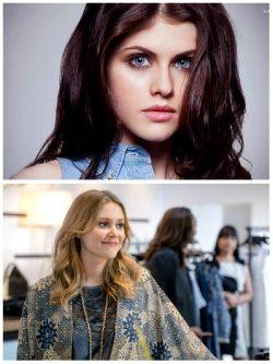 Who Is The Cute Girl Ever? Julianna Guill Or Alexandra Daddario