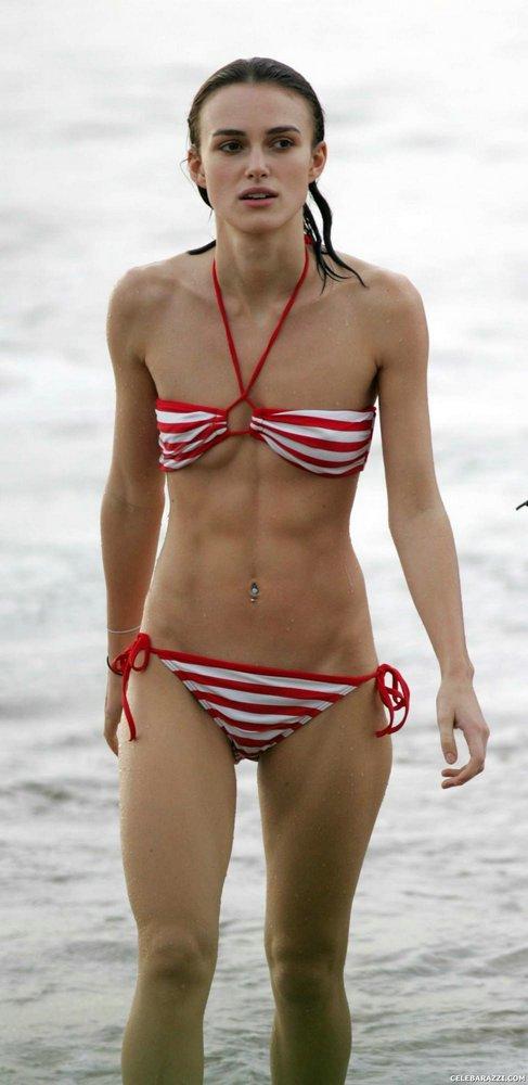 kiera-knightly-red-and-white-striped-bikini-abs