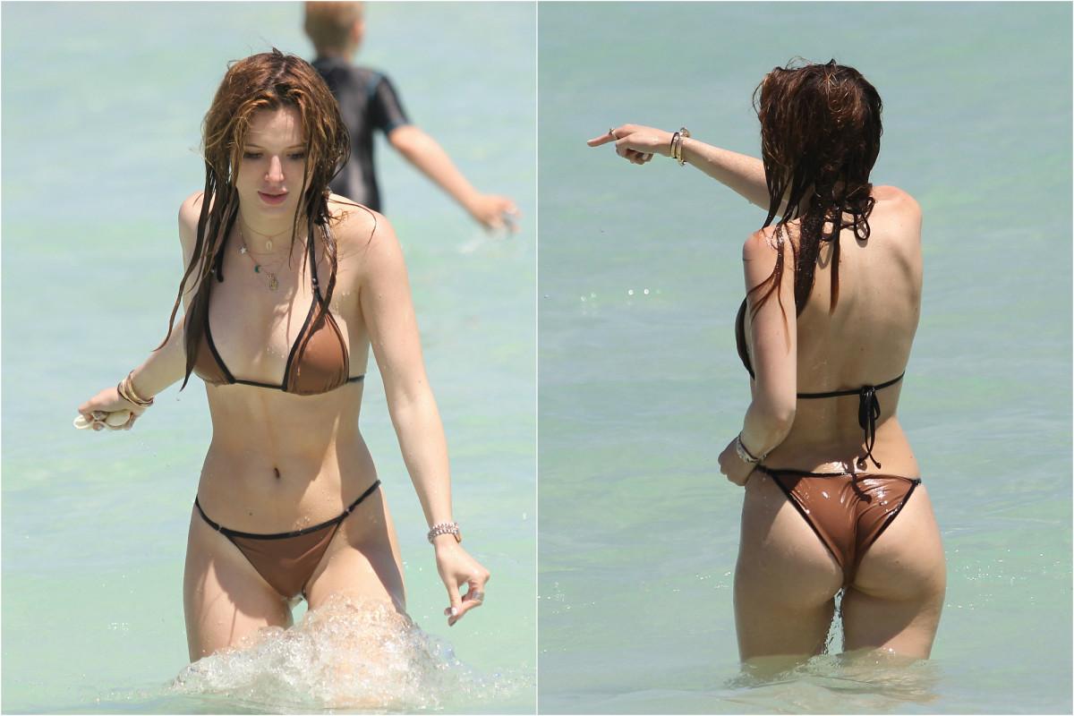 bella-thorne-bikini
