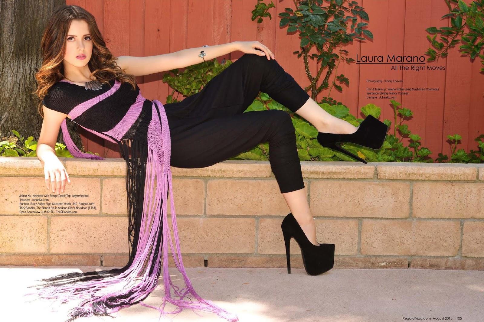 laura-marano-in-super-high-heels